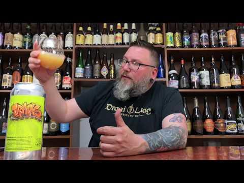 Massive Beer Review 1578 Civil Society Brewing Tracks All Citra hopped DIPA