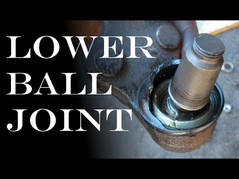 youtube video image ball joint replacement