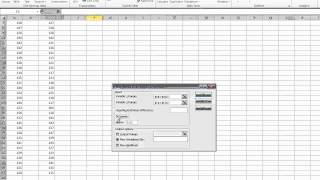 How to Use Excel-The t-Test-Paired Two-Sample for Means Tool