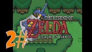 The Legend Of Zelda: Ocarina Of Time 2D - Capitulo 2 - Link Mafioso