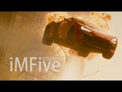 Dillon Francis, DJ Snake - Get Low (MV Ost. Furious 7)