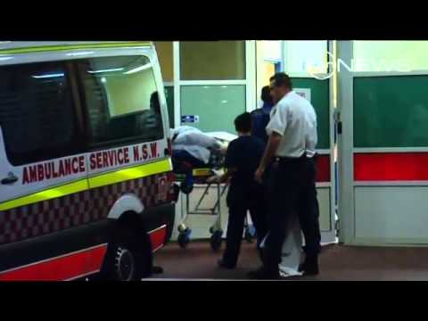 News headlines - Sydney tallies 24 shootings in six months