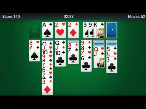 KLONDIKE SOLITAIRE For Android - Solitaire Collection By Queens Solitaire Games