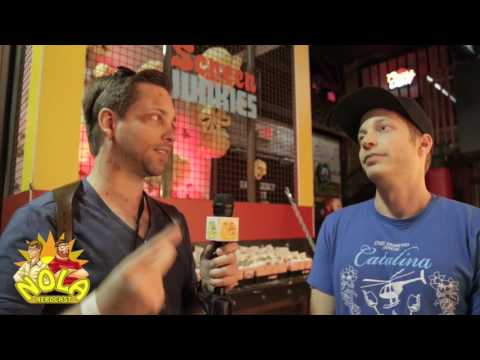 NOLAnerdcast SDCC - Honest Trailers - Spencer Gilbert