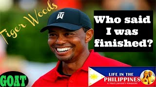 TIGER WOODS - I CAN