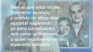Dueto Riobamba - Laura (Letra)