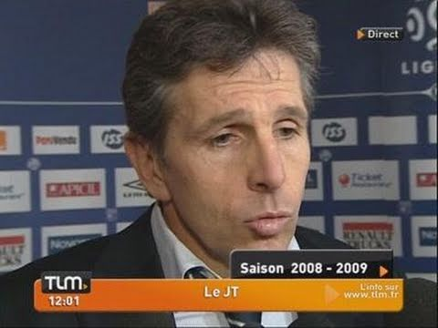 OL : Bye Bye Claude Puel !