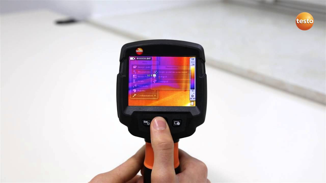 TESTO 870 THERMAL IMAGER DRIVERS DOWNLOAD FREE