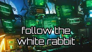 Cyberpunk Gaming Music MIX - Follow the White Rabbit // Copyright Free Streaming