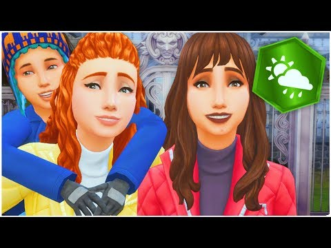 New Year, New Home! | The Sims 4 Seasons (Part 26) thumbnail