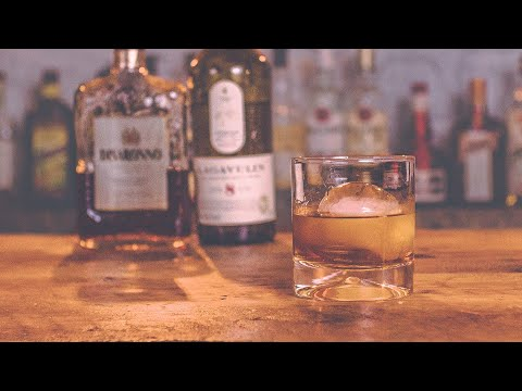 The Godfather Cocktail | An Easy Scotch Cocktail Recipe