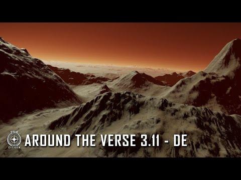 Star Citizen: Around the Verse 3.11 - DE