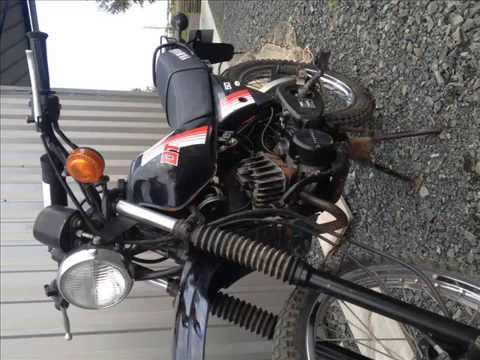 restauration yamaha dt 50 mx automatique 1981 partie 1 youtube. Black Bedroom Furniture Sets. Home Design Ideas