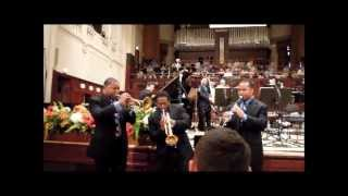 "WYNTON MARSALIS  & JLCO - ""Just a Closer Walk with Thee"""