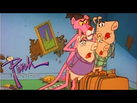 The Three Pink Porkers | The Pink Panther (1993)