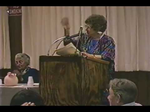 Sabell Bender on The Yiddish Art Theatre May 6th, 1995