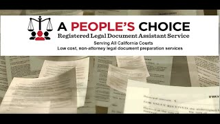 California Legal Document Service  | Ventura County | Divorce, Bankruptcy Adoption and More