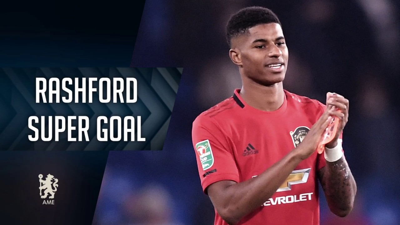 Marcus RASHFORD Super GOAL vs Chelsea