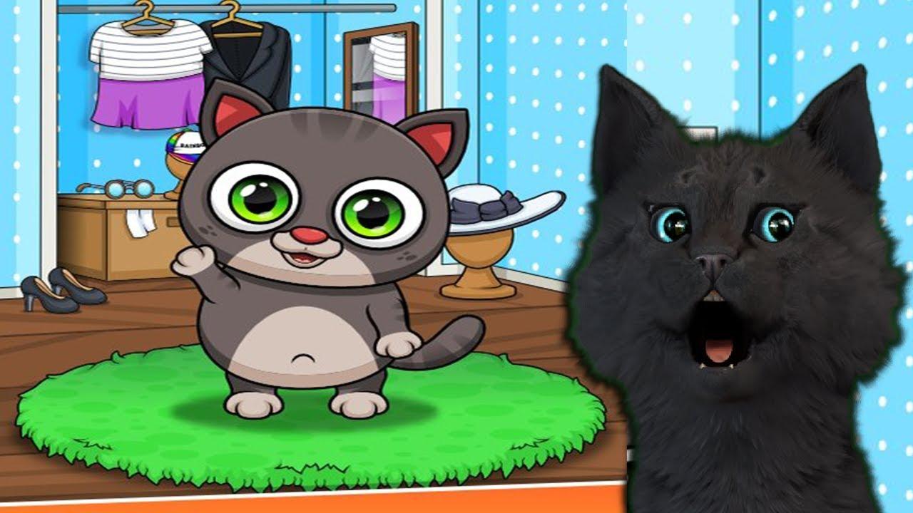 игры симуляторы коты бесплатно