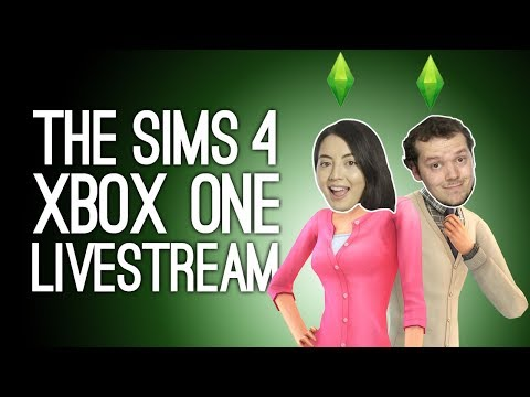 LIVESTREAM! The Sims 4 and Live Q&A with Outside Xbox and Outside Xtra