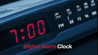Digital Alarm Clock Sound Effect