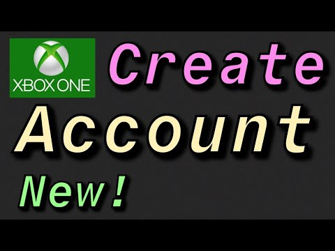 How to Create a Xbox One Account in 2020!
