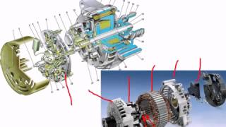 Урок 15   Электрооборудование Стартер