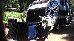 El Dorado Disposal: Autocar WXLL McNeilus Rear Loader