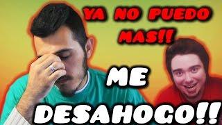 YA NO PUEDO MAS!! ME DESAHOGO -DARKING NO GAMER Y PIKACHU -