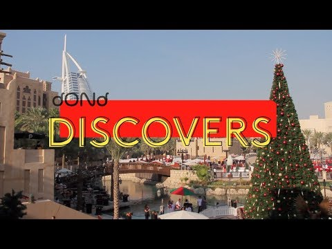 dONd Discovers: Jumeirah Christmas Market