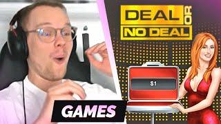 Es geht um 300€ 💸 Zuschauer zocken mit Sascha 🥳   Deal or no Deal