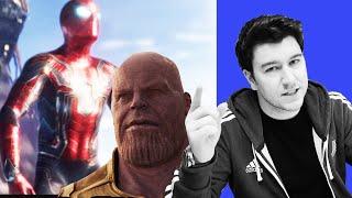 The Avengers Infinity Wars Trailer Feels Like It