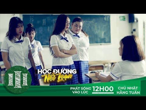 PHIM CẤP 3 - Phần 7 : Tập 07 | Phim Học Đường 2018 | Ginô Tống