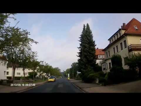 AUTOKAMERA ROLLEI CarDVR-100 / ( Rollei CarDVR - 110) - TEST MOVIE - TEST VIDEO