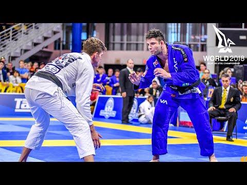 "Marcus ""Buchecha"" Almeida vs Nicholas Meregali / World Championship 2018"