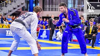 "2018 World Most Exciting Fight / Marcus ""Buchecha"" Almeida vs Nicholas Meregali"