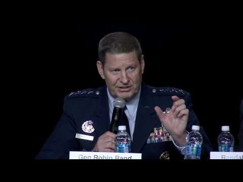 2016 Air Force Association Air, Space and Cyber Conference:
