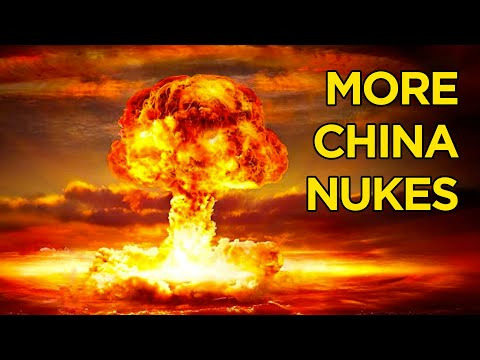 China to DOUBLE Nuclear Warheads
