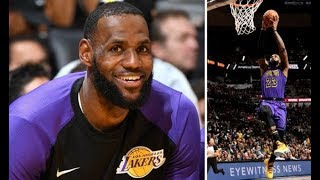 LeBron James retirement Los Angeles Lakers star reveals stance tow ards quitting NBA