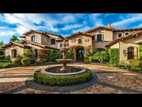 San Diego Luxury Real Estate - Rancho Santa Fe Home for Sale