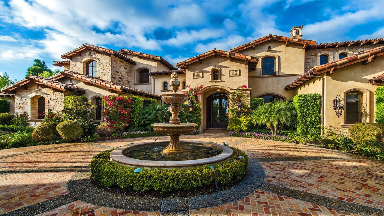san diego luxury real estate rancho santa fe home for sale youtube