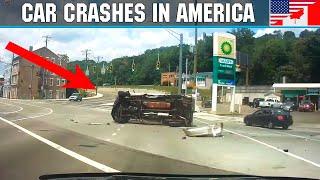 Car Crashes in America (USA \\u0026 Canada) # 31