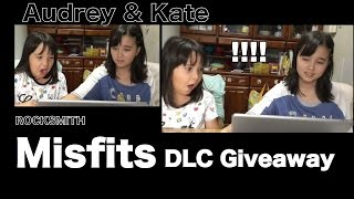 Audrey & Kate talk about Misfits DLC Giveaway for ROCKSMITH 2014!! ...
