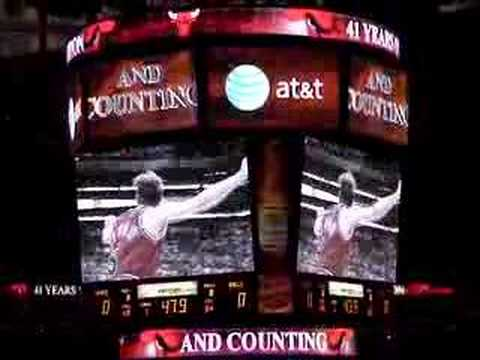 Chicago Bulls History Video