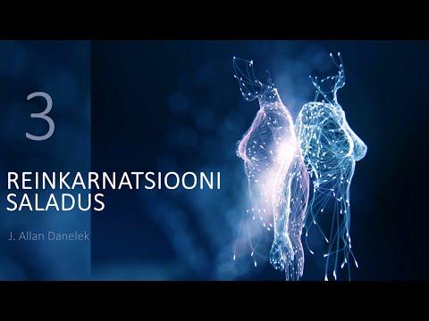 REINKARNATSIOONI SALADUS - J.Allan Danelek 3/20