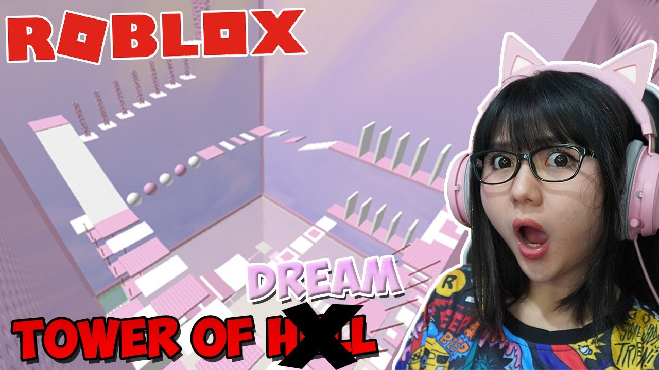 TAMATIN TOWER OF DREAM !! ROBLOX INDONESIA