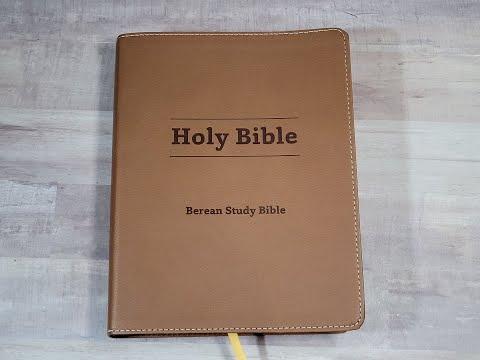 Berean Study Bible