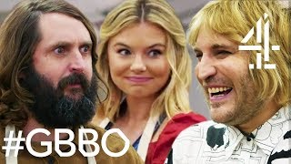 "Joe Wilkinson Impresses With ""Rear of the Year"" Cake?! 