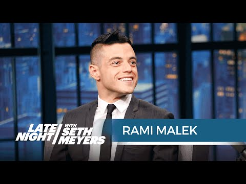 What Mr. Robots Rami Malek Really Snorts in Those Morphine Scenes
