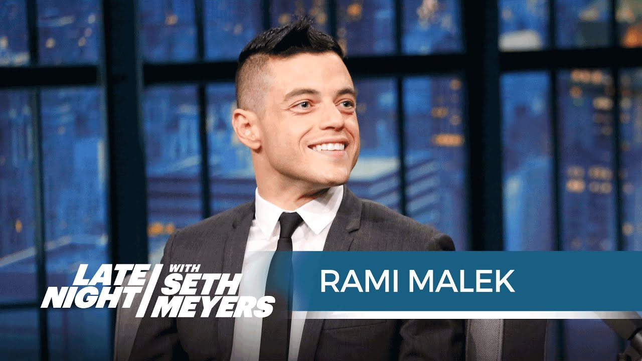'SNL': Rami Malek Embraces The Villain in Opening Monologue